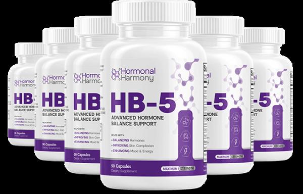 HB5 Hormonal Harmony Review