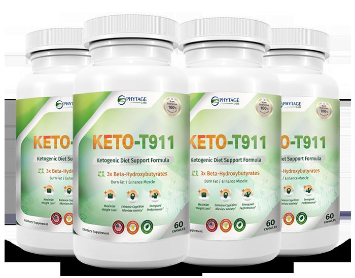 Keto-T911 Reviews