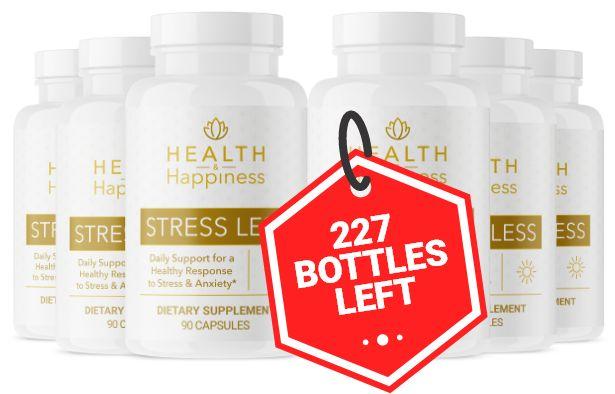Stress Less Supplement Reviews