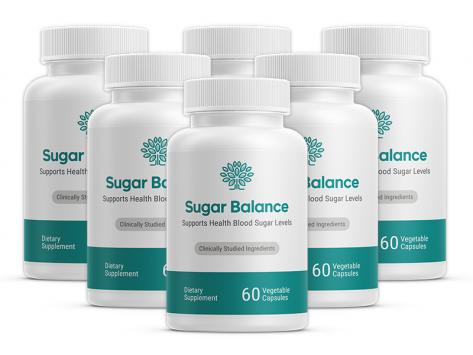 Sugar Balance Plant Insulin Ingredients Label