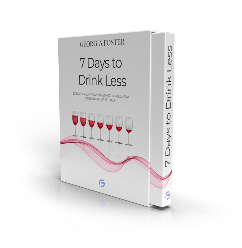 7 Days to Drink Less Book
