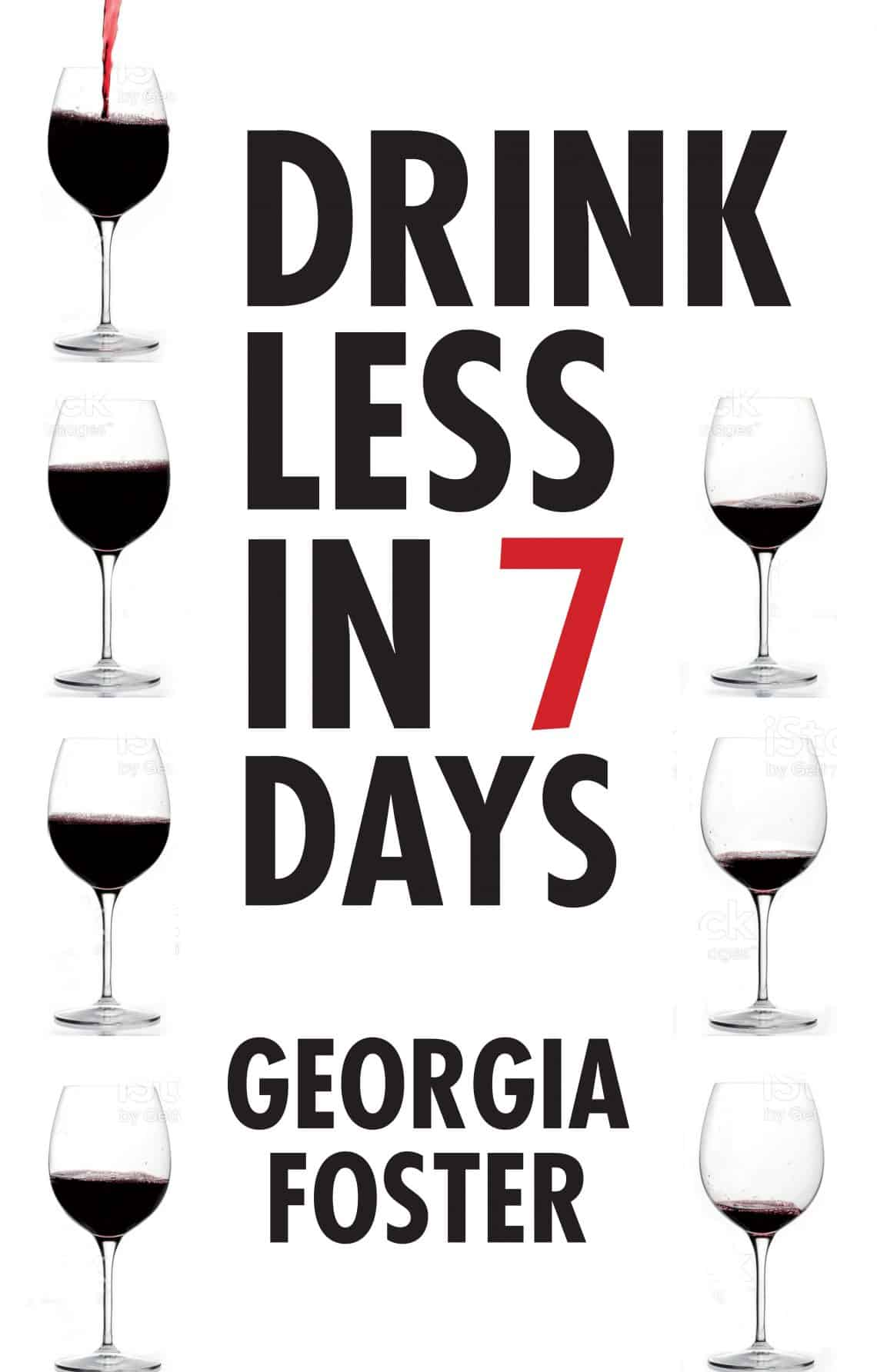 7 Days to Drink Less Table Of Contents