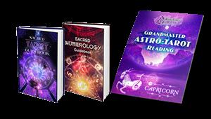 Astro Tarot Reading Book