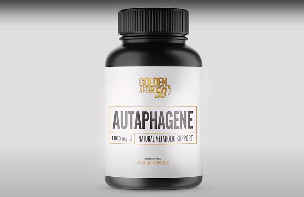 Autaphagene By Golden After 50