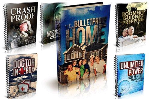 Bulletproof Home Book