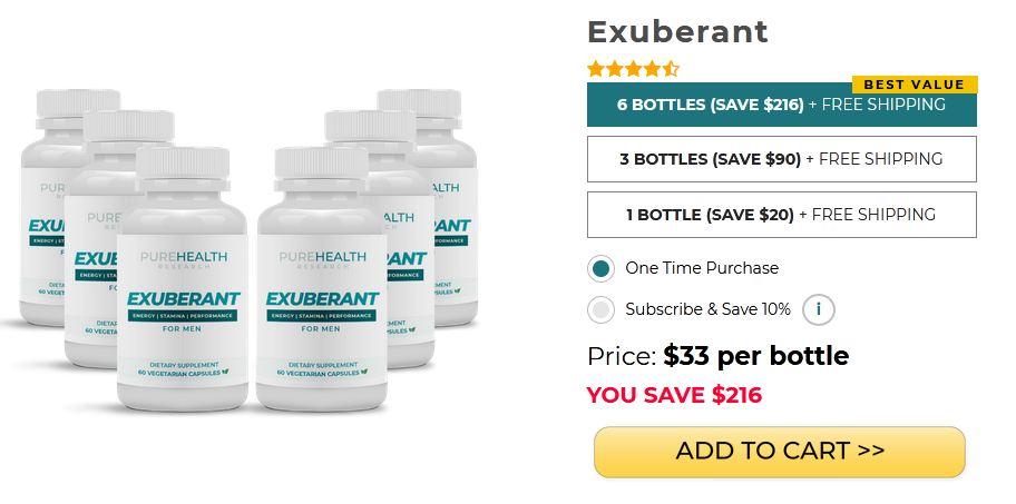 Buy Exuberant