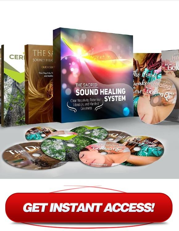Buy Sacred Sound Healing System