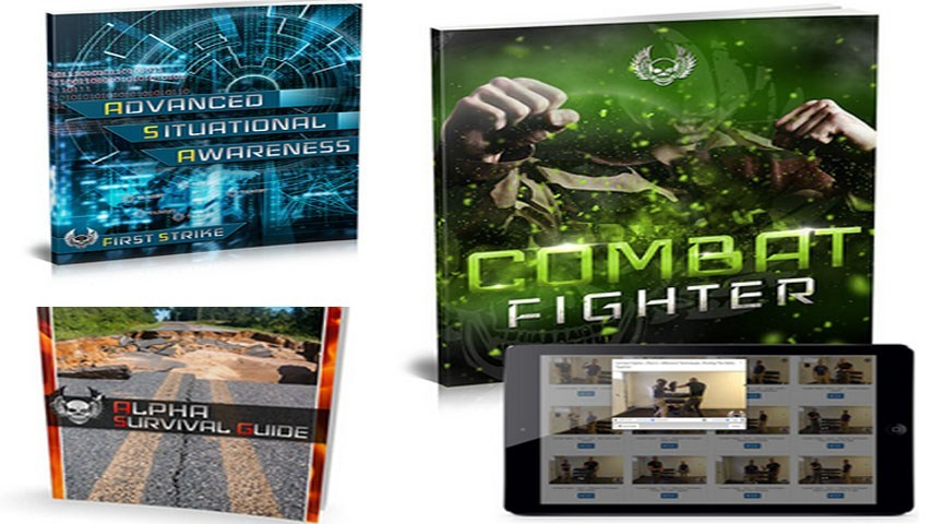 Combat Fighter Table Of Contents