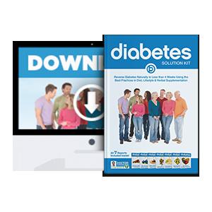 Diabetes Solution Kit Book