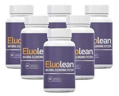Eluolean Ingredients Label