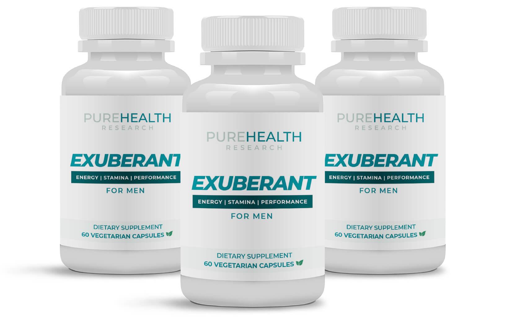 Exuberant Supplements Reviews