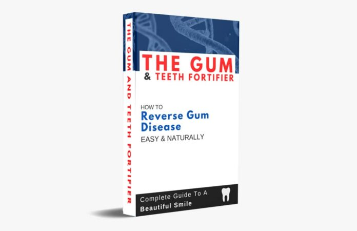 Gum & Teeth Fortifier Book