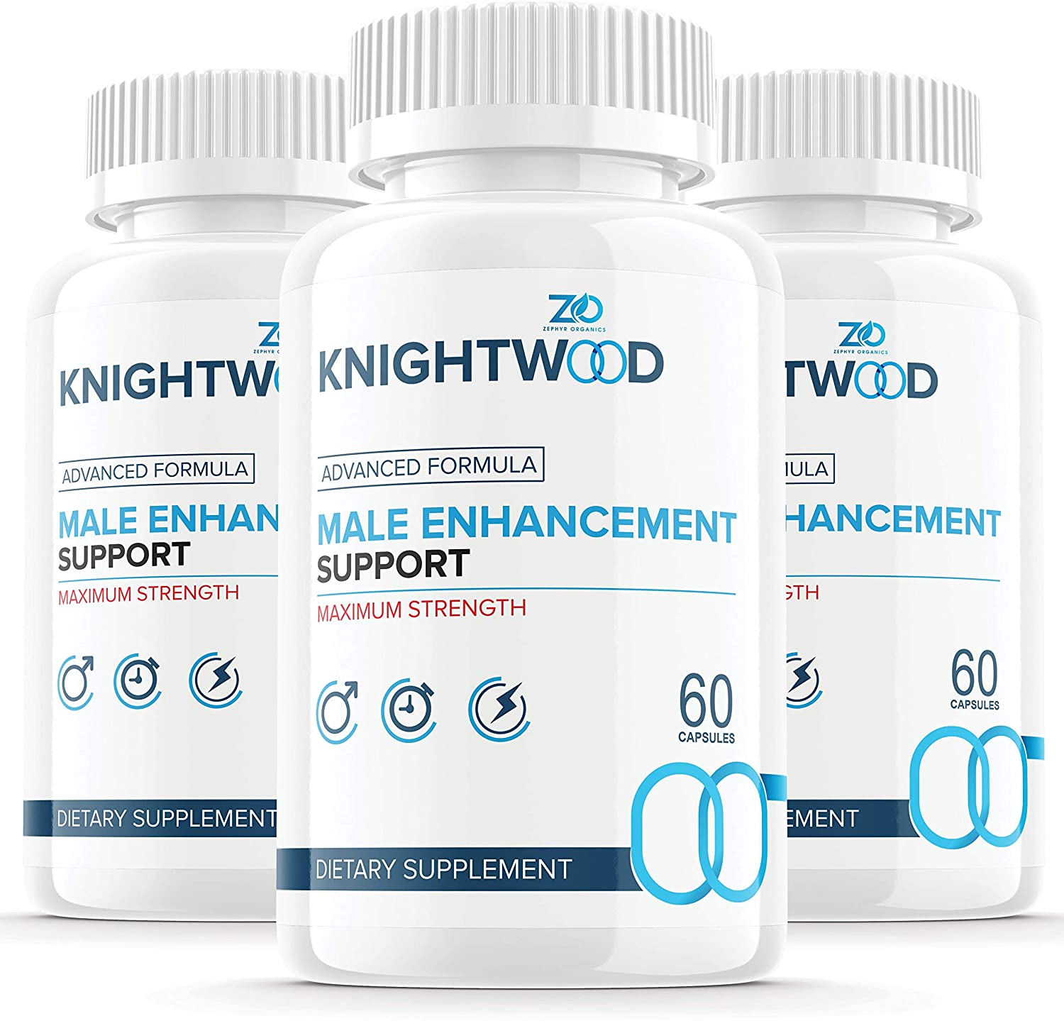 Knightwood Ingredients Label - Knightwood Male Enhancement Pills Ingredients