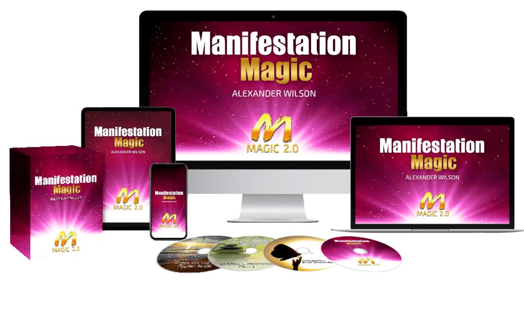 Manifestation Magic Book