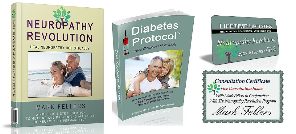 Neuropathy Revolution Book