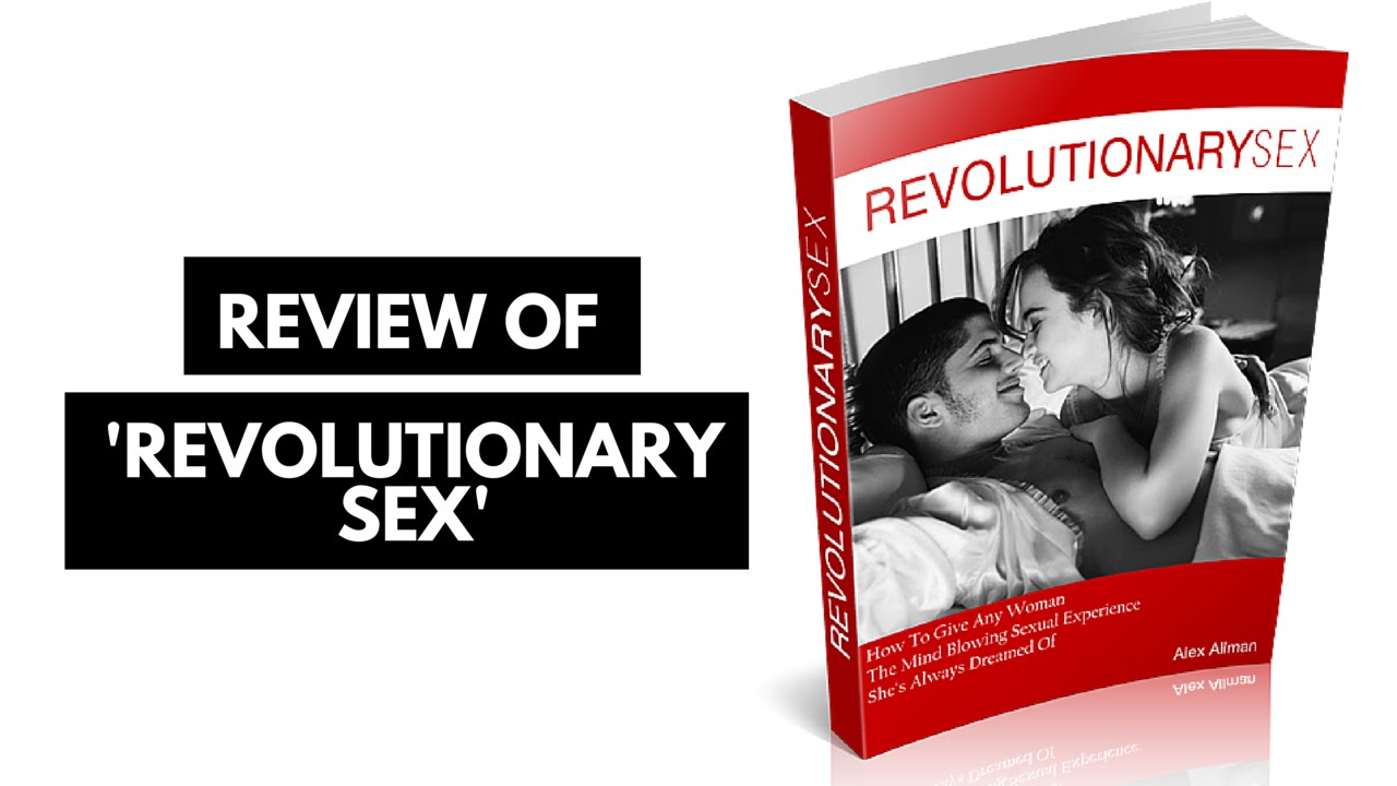 Revolutionary Sex Table Of Contents
