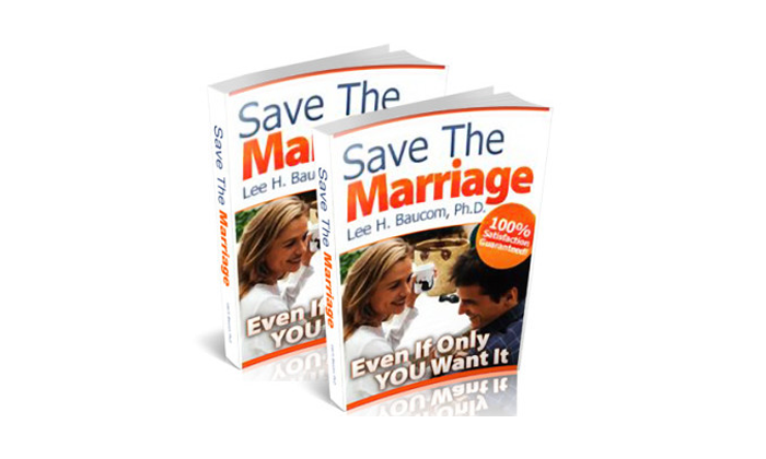 Save The Marriage System Book