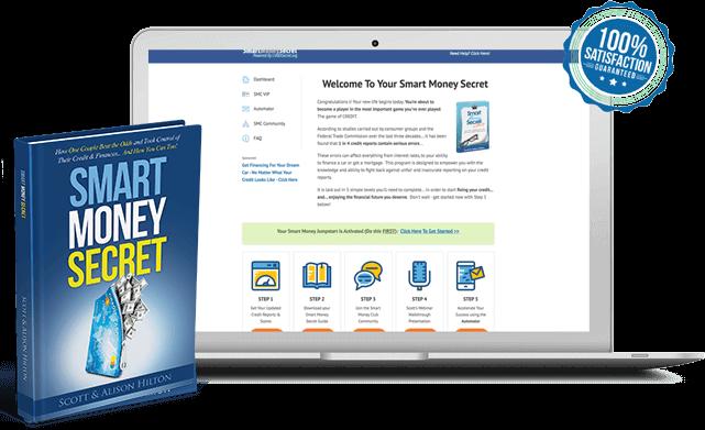 Smart Money Secret Book