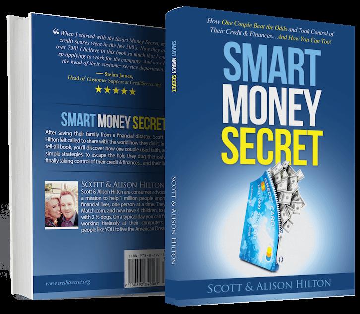 Smart Money Secret Table Of Contents