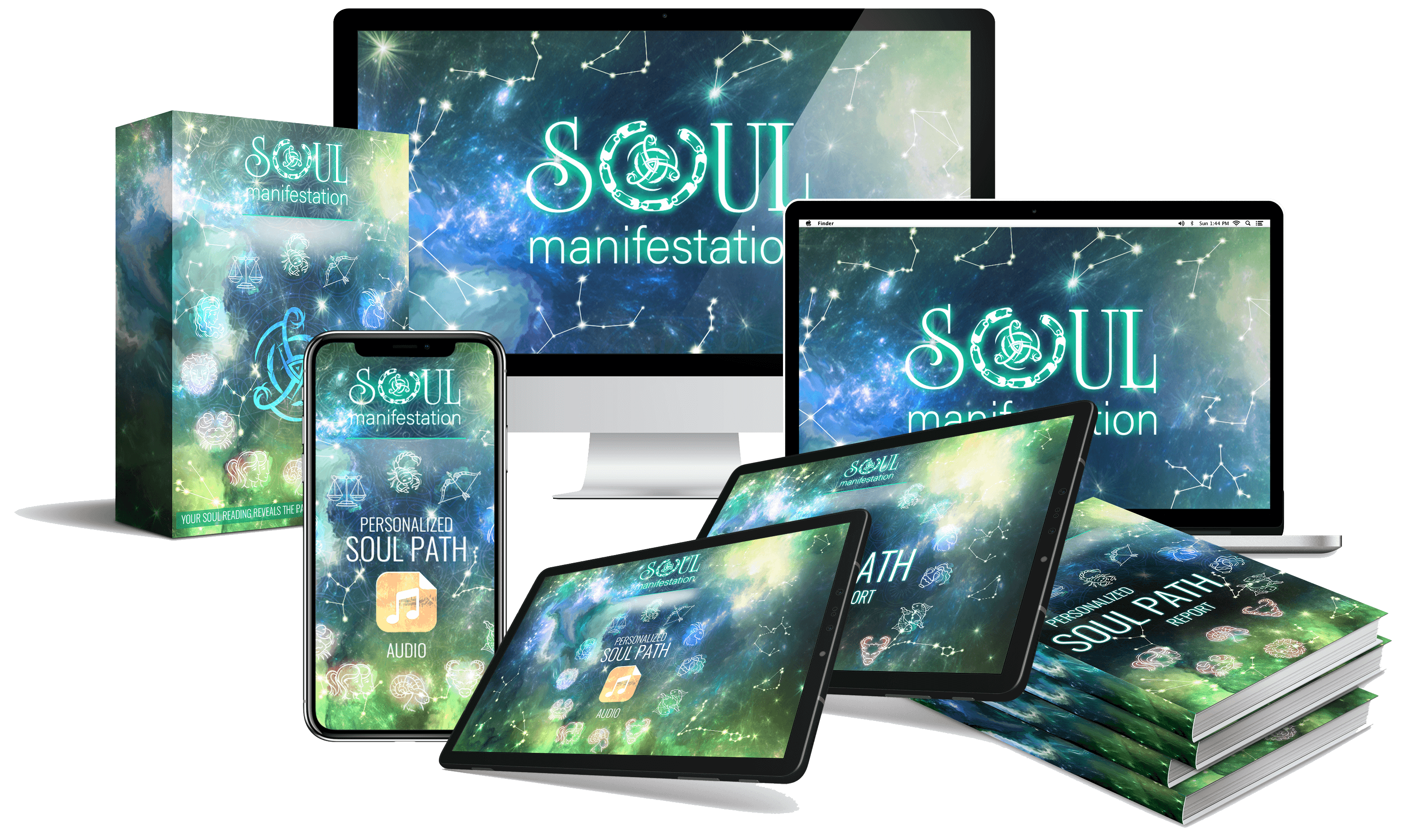 Soul Manifestation Book