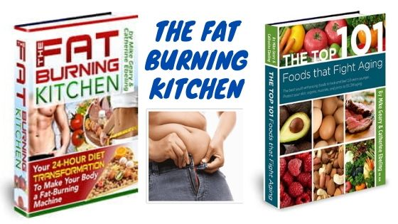 The Fat Burning Kitchen Book