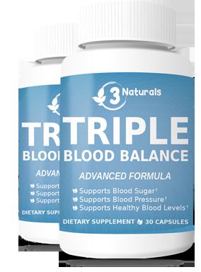 Triple Blood Balance By Triple Naturals