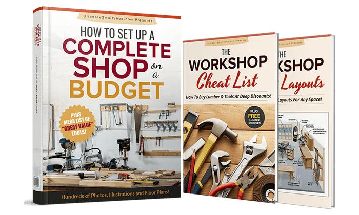 Ultimate Small Shop Book