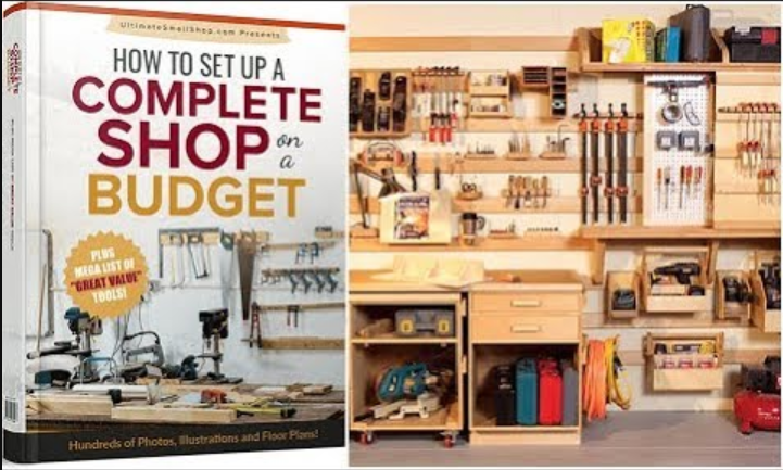 Ultimate Small Shop Table Of Contents
