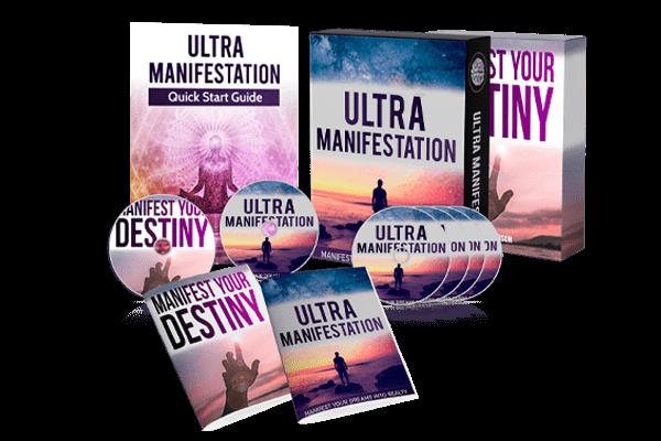 Ultra Manifestation Book