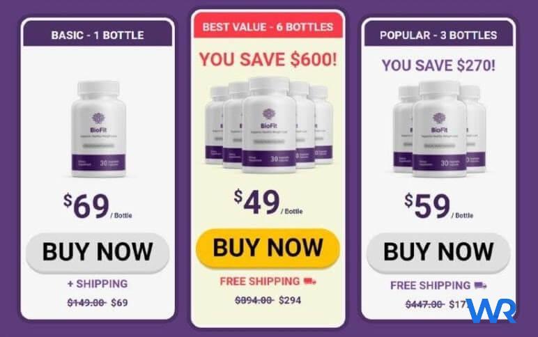 Buy Bio Fit