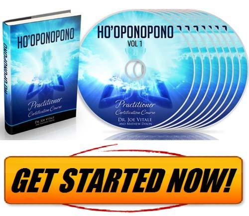 Buy Ho'oponopono Certification