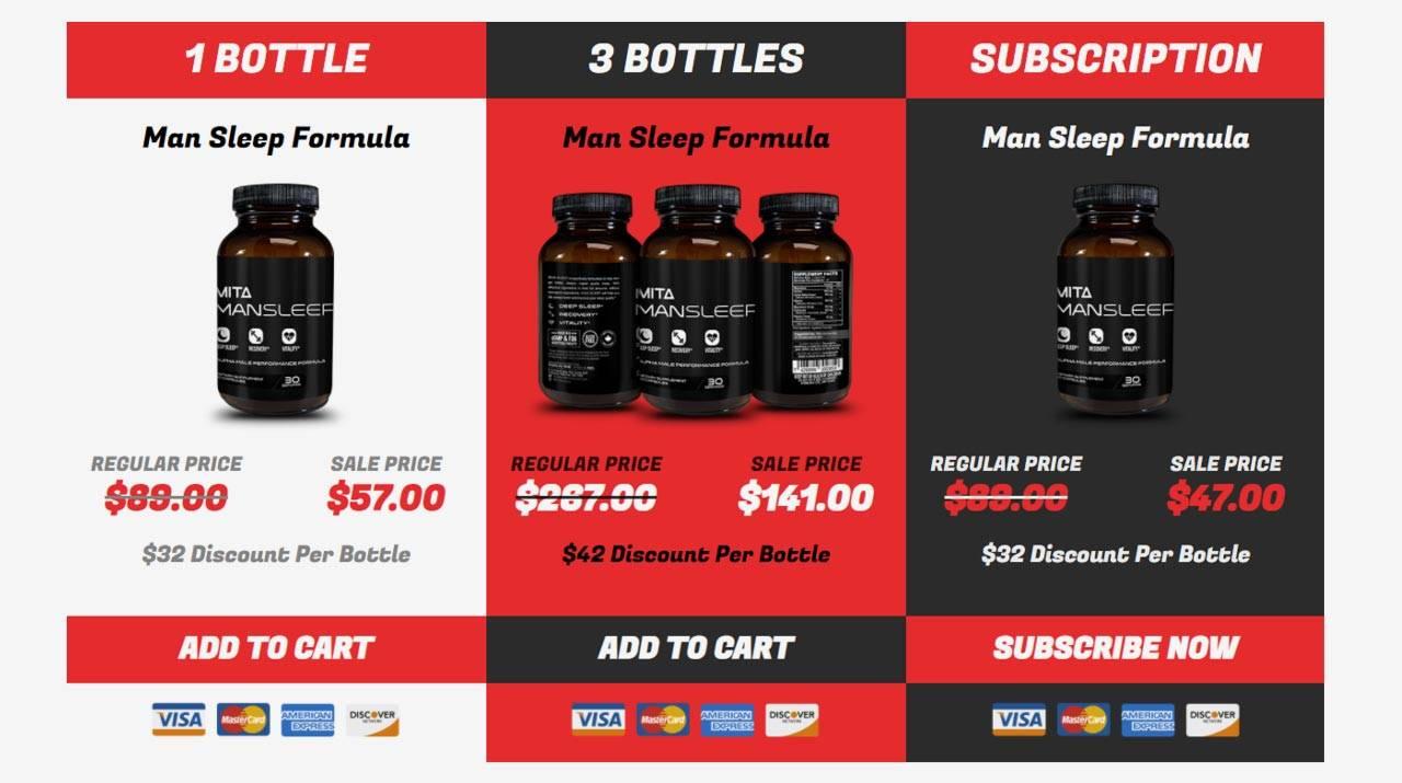 Buy Man Sleep