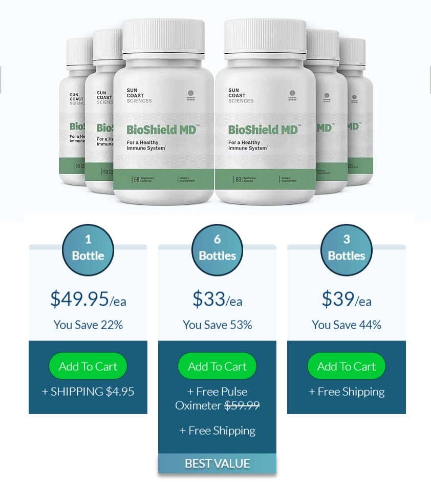 Buy BioShield MD Supplement