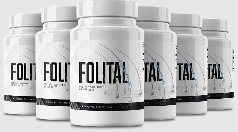 Folital Ingredients Label