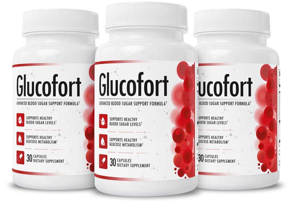 Glucofort Official website