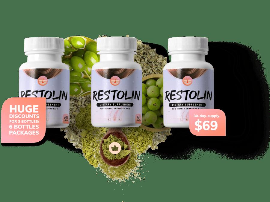 Restolin Official Website