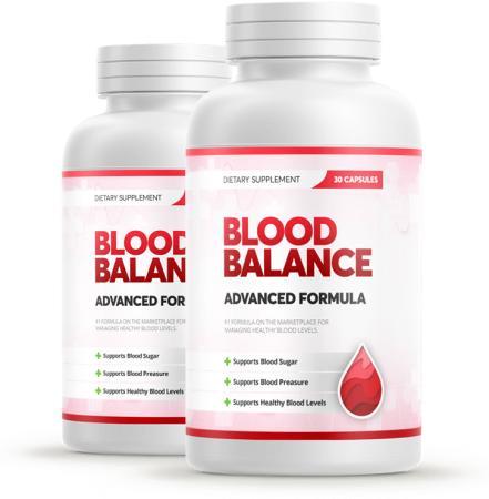 blood balance advanced formula ingredients