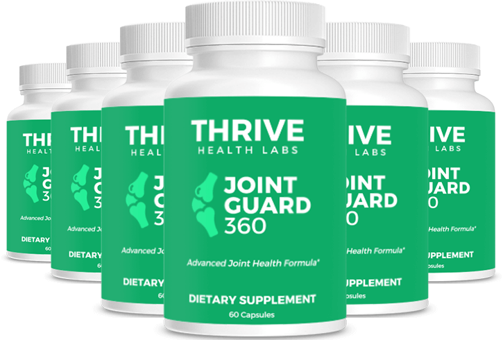 Thrive Health Labs Joint Guard 360 Reviews