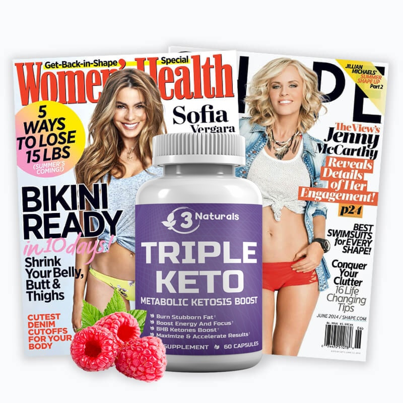3 Naturals Triple Keto Reviews