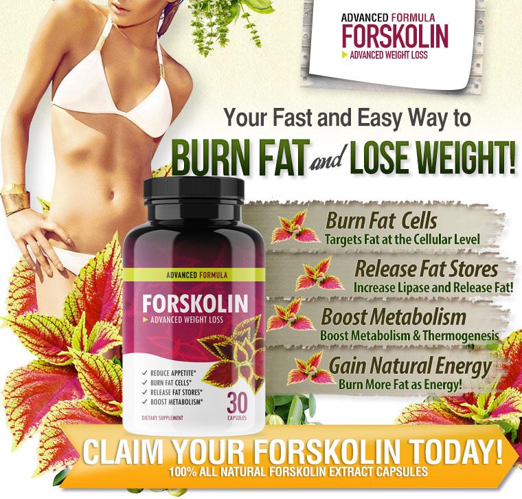 Advanced Forskolin Review