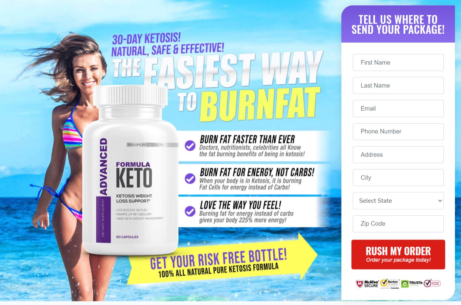 Buy Advanced Formula Keto