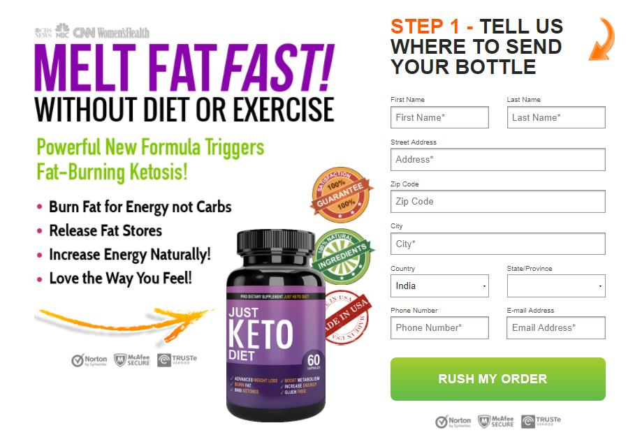 Just Keto Diet Pills Reviews