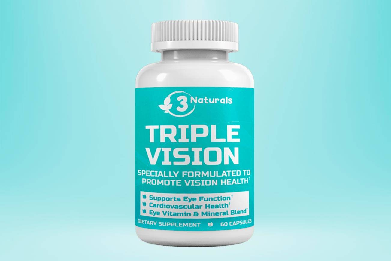 Triple Vision By 3 Naturals