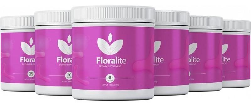 Floralite Ingredients Label